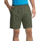 Hanes Men's Jersey Pocket Short O8790