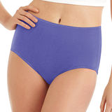 Hanes Women's Cool Comfort Microfiber Brief 8-Pack M840AS