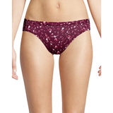 Hanes Women's Ultimate Cool Comfort Bikini 4-Pack HXMFBK