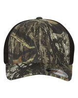 Flexfit Mossy Oak Stretch Mesh Cap 6911