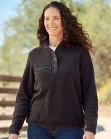DRI DUCK Women's Cypress Sherpa Mountain Fleece 9345
