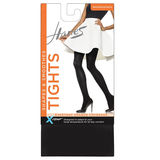 Hanes Womens X-TEMP Opaque Tight with Smoothing Panty 0C168