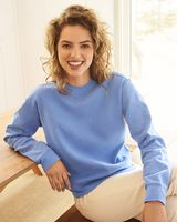 Comfort Colors Women's Garment-Dyed Sweatshirt 1596