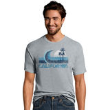 Hanes Men's California Wave Graphic Tee GT49A/V7