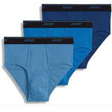 Jockey Big Man Staycool+ Briefs - 3 Pack 8102