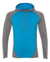 Augusta Sportswear Zeal Hooded Pullover Sweatshirt 4762