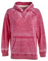 J. America Youth Vintage Zen Fleece Hooded Sweatshirt 8611