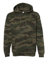 Independent Trading Co. Hooded Pullover Sweatshirt IND4000
