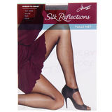Hanes Silk Reflections Tulle Tights 0B268