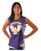 Alleson Athletic Women's Reversible Mesh Tank A00134