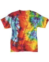 Dyenomite Youth Novelty Tie Dye T-Shirts 20BNV