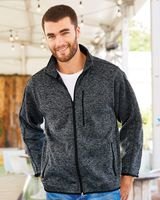 Burnside Sweater Knit Jacket 3901