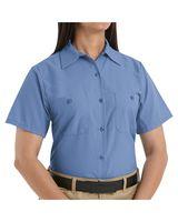 Red Kap Women's Industrial Work Shirt SP23