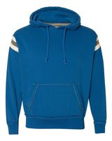 J. America Vintage Athletic Hooded Sweatshirt 8847