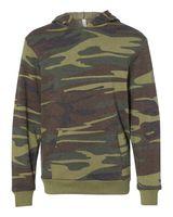 Alternative Youth Challenger Hooded Pullover Sweatshirt K9595