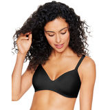 Hanes Ultimate Comfort Blend T-Shirt Wirefree Bra HU03