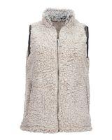 J. America Women's Epic Sherpa Vest 8456