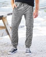 Burnside Unisex Heather Performance Jogger 8801