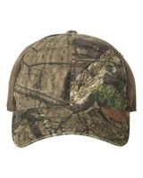 Outdoor Cap Weathered Camo Cap HPC305