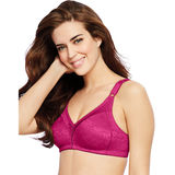 Bali Double Support Lace Wirefree Bra with Spa Closure 3372