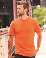 Hanes Workwear Short Sleeve Pocket T-Shirt W110
