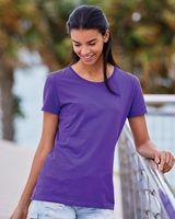 Fruit of the Loom HD Cotton Women's Short Sleeve T-Shirt L3930R