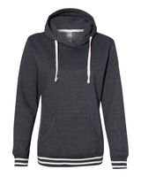 J. America Relay Women's Hooded Pullover Sweatshirt 8651