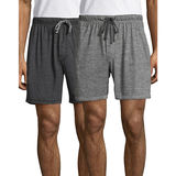 Hanes Men's X-Temp Brushed Performance Knit Shorts 2-Pack 01105