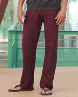 Jerzees NuBlend Open Bottom Sweatpants with Pockets 974MPR