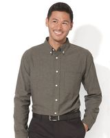 FeatherLite Long Sleeve Stain Resistant Oxford Shirt 3231