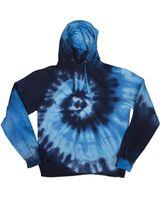 Dyenomite Tide Tie Dye Hoodie 854TI