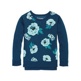 Hanes Girls' High-Low Graphic Sweatshirt K376