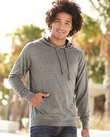 Independent Trading Co. Lightweight Hooded Pullover T-Shirt SS150J