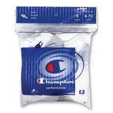 Champion Double Dry Performance Mens Low-Cut Socks 6-Pk CH603A