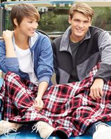 Boxercraft Flannel Blanket FB250