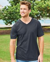 Fruit of the Loom HD Cotton V-Neck T-Shirt 39VR