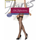 Hanes Silk Reflections Silky Sheer Thigh High 720