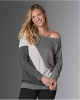 MV Sport Women's Angel Fleece Sasha Pullover W18138