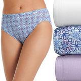 Jockey Women's Underwear Supersoft French Cut Panty - 3 Pack 2071