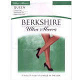 Berkshire 4418 Queen Size Ultra Sheer Pantyhose Control Top