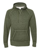 J. America Vintage Zen Fleece Hooded Pullover Sweatshirt 8915