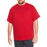 Champion Big & Tall Men's Short Sleeve Pocket Jersey Tee CH310