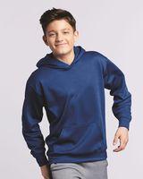 Gildan Performance® Tech Youth Hooded Sweatshirt 99500B