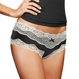 Maidenform Cheeky Scalloped Lace Hipster 40823