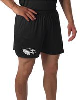 Alleson Athletic Woven Track Shorts A00220