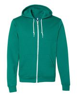 American Apparel Unisex Flex Fleece Zip Hoodie F497W