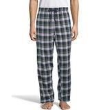 Hanes Men's Jersey Flannel Pants 4046