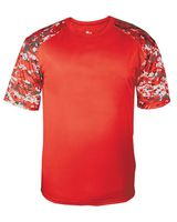 Badger Digital Camo Sport T-Shirt 4152