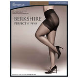 Bekshire Queen Perfect Curves Bottoms Up Pantyhose 5022