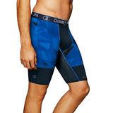 Champion PowerFlex 9 Mens Print Compression Shorts 84956P